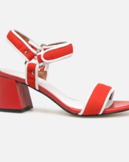 comprar sandalias rojas by sarenza precio barato online