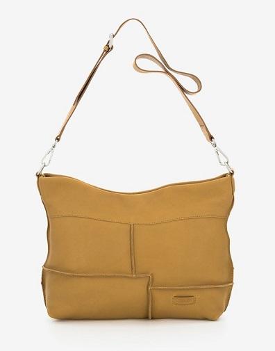 comprar bolso bandolera abbacino piel camel precio barato online