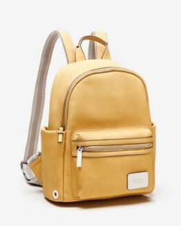 comprar mochila urbana abbacino camel precio barato online