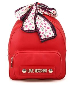comprar mochila love moschini roja precio barato online