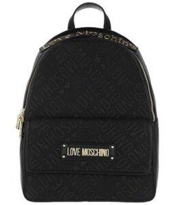 comprar mochila love moschino negra precio barato online