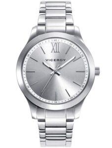 comprar reloj viceroy mujer plateado barato online